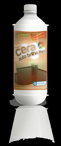 Cera Auto Brilho Flex. Emb. com - 1.000ml